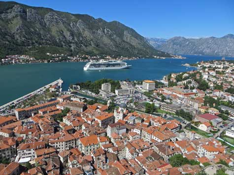 Hotels in Kotor New Town