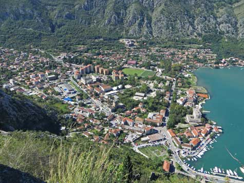 Hotels in Kotor Montenegro